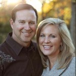 Jim and Jennifer Cowart portrait shot